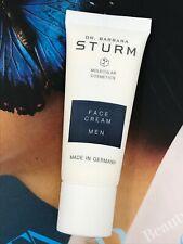 DR BARBARA STURM Face Cream For Men 20ml - NEW Deluxe Travel Size