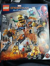 Lego Marvel Super Heroes Molten Man Battle (76128) spiderman far from home NEW.