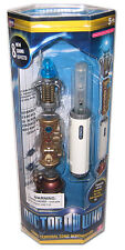 DOCTOR WHO ~ Trans-Temporal Sonic Screwdriver with Sound FX (Character) #NEW