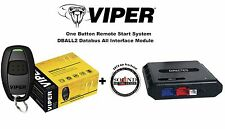 Viper 4115V 1 Button Car Remote Start System with Bypass Module Included