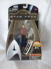 Playmates Toys Star Trek Movie Scotty Enterprise Uniform Action Figure