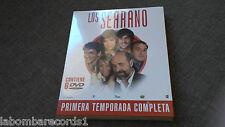 DVD BOX LOS SERRANO - PRIMERA TEMPORADA COMPLETA - 6 DVD - CAJA MUY RARA - NUEVA