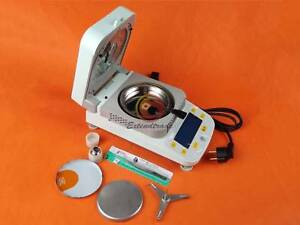New Electronic Moisture analyzer DSH-50-5 For Grain Mineral Food Mineral