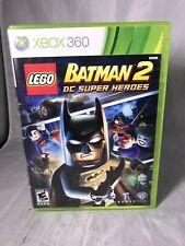 LEGO Batman 2: DC Super Heroes (Microsoft Xbox 360) Complete - Fast Shipping