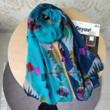 New style Spanish women shawl, big scarf with label