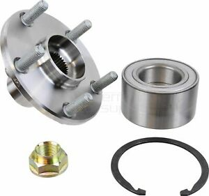 SKF Axle Bearing and Hub Assembly Repair Kit Front BR930568K for Lexus Toyota