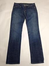 Womens PLASTIC BY GLY Medium Wash Skinny Jeans Sz 5 USA MADE