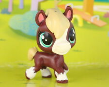 LITTLEST PET SHOP(1754)-SHERIFF DALE PONY #3948 RARE