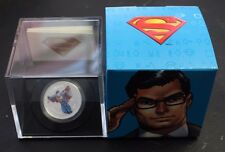 2013 $15 Fine silver Superman Modern Day