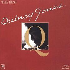 The Best - Quincy Jones (CD 1981)