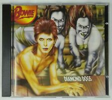 David Bowie CD Diamond Dogs with Bonus Tracks