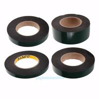 Strong Waterproof Adhesive Double Sided Foam Tape Car Trim Plate Mirror Black