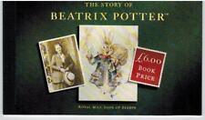 DX15  PRESTIGE BOOKLET BEATRIX POTTER STAMPS