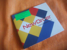 NEW ORDER, LIVE AT VESTIVAL 2012, INCLUDES, LOVE WILL TEAR US PARAT , TRANSMISSI