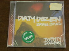 DIRTY DOZEN BRASS BAND Twenty dozen CD NEUF