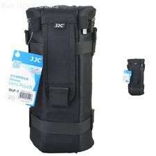 Deluxe Lens Case Pouch Bag for Sigma 150-500mm 150-600mm Tele Lens Black