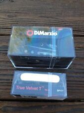 DiMarzio True Velvet T Tele Pickup Set w/ Gold Cover DP178 & DP177 Telecaster
