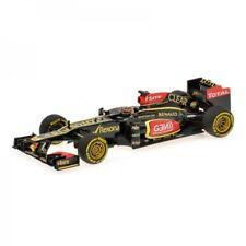 MINICHAMPS 410130077 Lotus F1 K. Raikkonen Showcar 2013 Modellino