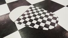 1 New Checkerboard Muscle Bike Seat Cover for Vintage Murray Wildcat