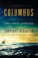 Columbus The Four Voyages by Laurence Bergen ( HC, 2011 ) NEW