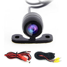 170° Night vision CCD HD Waterproof Car Rear View Reverse Backup Parking Camera