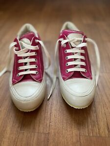 Sneaker Von Candice Cooper Gr 38 Neuwertig Rot