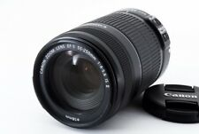 Canon EF-S 55-250mm F/4-5.6 IS II Lens [Excellent++++]  From Japan [081]