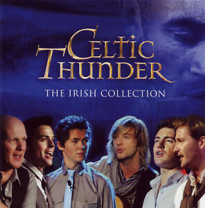 CELTIC THUNDER - THE IRISH COLLECTION CD