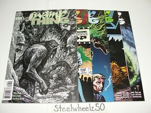 Swamp Thing #163 165 166 170 & 171 Comic DC Vertigo 1996 LAST ISSUE Mark Millar