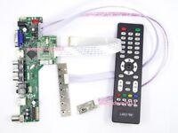 TV56 HDMI VGA LCD LED EDP Controller Board Kit 30pin for 1920X1080 B156HTN03.6