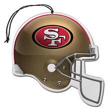 San Francisco 49ers Car Auto Air Freshener 3 Pack Vanilla Scent