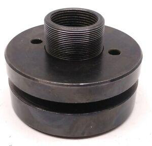 "3"" Grinding Wheel Adapter, Shank Diameter 5/8"" to 1"", 1/8"" - 1/4"" Wheel Width"