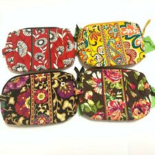 Vera Bradley Medium Sized Cosmetic Bags All Retired Patterns Brand New with Tags
