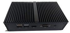 Mini Computer Intel i5 4200U 1TB HDD 8GB RAM Windows 10 PRO Fanless SSD HDMI LAN