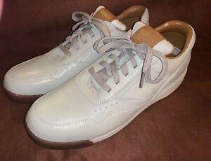 Rockport M7100 Prowalker Men's Walking Casual Shoes size 11 NEW Wheat Cream