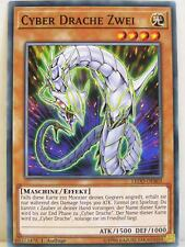 YU-GI-OH - 2x #b002 Cyber Drago due-LEDD-Legendary Dragon ponti 3