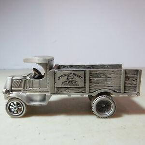 SpecCast 1921 John Deere Pewter Delivery Truck Ltd Dealer Ed USA 1/43 JDM029-E