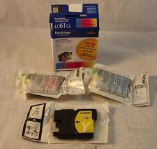 LC61CL BROTHER color ink - Printer MFC 295CN 290c 490cw 495cw 790cw 795cw 990cw