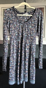 Fat Fat Ladies Lovely Dress With Stretch Brand New Size 12