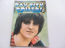 THE BAY CITY ROLLERS MAGAZINE No   27  FEBRUARY 1977