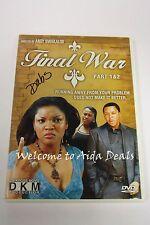 Final War Part 1 & 2 DVD (LN)