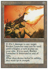 MTG ROCKET LAUNCHER - LANCIARAZZI - REV - MAGIC