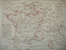 LA FRANCE à la fin du Règne de Louis XVI  1774 à 1793