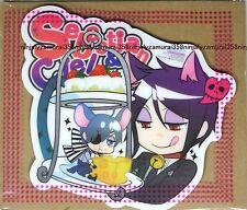 Black Butler Kuroshitsuji mouse pad promo official anime Sebastian Ciel Authenti