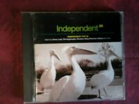 COMPILATION- INDEPENDENT TOP 20 (1992). CD.