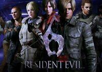 Resident Evil 6   Steam Key   PC   Digital   Worldwide