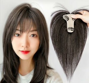 T Base Parting Closure Hair Topper Pieces for Women Thin Hair Natural Hairline
