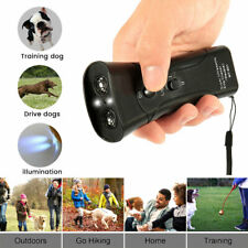 Pet Dog Ultrasonic Anti-Barking Trainer LED Light Gentle Chaser- Petgentle Style