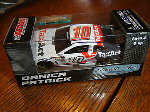 #10 DANICA PATRICK 2016 Tax Act 1:64 Action Diecast In Stock Free Ship