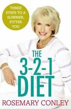 THE 3-2-1 DIET - CONLEY, ROSEMARY - NEW PAPERBACK BOOK